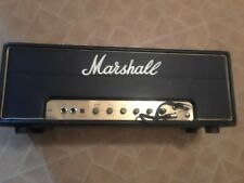 Marshall JMP Vintage 50W All Tube Head 1973 w Cover