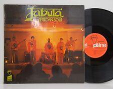 Jabula            African Soul          Pläne         NM  # D