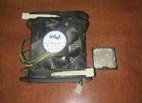 CPU INTEL CORE 2 DUO SL9ZL CON VENTOLA E DISSIPATORE ORIGINALI usata.