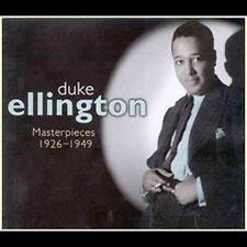 Masterpieces: 1926-1949 by Duke Ellington (CD, Sep-2001, 4 Discs, Proper Records