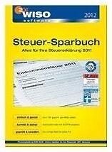 Benutzerhandbuch f. WISO Steuer-Sparbuch 2012 (Steuererkl. 2011)