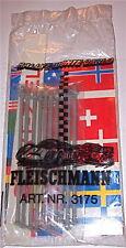Rallye Monte Carlo Fleischmann 3175 Flaggensatz  #LA6 µ