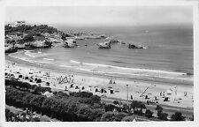 France Biarritz Vue de la Grande Plage prise des Chambres de l'Hotel Victoria