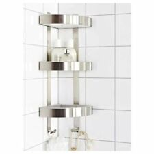 Fixed Bathroom Wall Storages