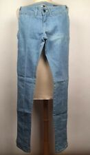 Urban Outfitters Lux 27 Skinny Jeans Light Denim 60s 70s Vintage Style Slim Hip