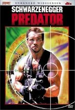 Predator (DVD, 2000, 1-Disc Set, Anamorphic Widescreen DTS Version)