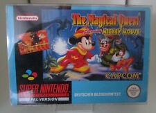 The Magical Quest starring Mickey Mouse (Nintendo SNES) PAL OVP/Modul/Anleitung#