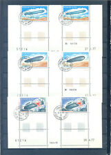 MALI  2 SETS ZEPPELINS EN PAIRE WITH GUTER  AND NUMBER  USED