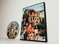 DVD LAND OF THE LOST Will Ferrell Anna Friel (2009) 1^ STAMPA UNIVERSAL