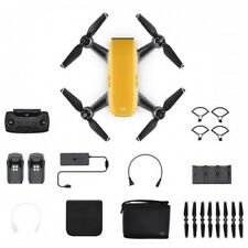 DJI Spark Yellow Flymore combo Drone
