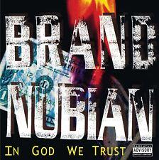 Brand Nubian - 'In God We Trust' (Vinyl LP Record [2LP])