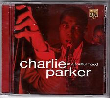 Charlie Parker : In A Soulful Mood (1995). CD Album