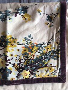 Gorgoeus Mercer Reid Floral QB Queen Bed Quilt Doona Cover Set