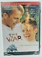 THE WAR New Sealed DVD Elijah Wood Kevin Costner