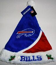 BUFFALO BILLS   NFL Santa Hat  Forever Collectables