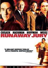 Runaway Jury 0024543100812 DVD Region 1