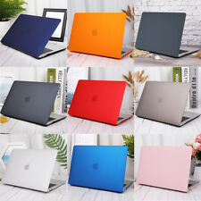 """Rubberized Hard Case Shell+Keyboard Cover for Macbook Air Pro 13"""" 15"""" 16"""" 2020"""