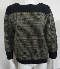 MARC by MARC JACOBS MERINO WOOL & CASHMERE Knitted Coat Neck Sweater M