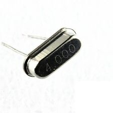 12pcs 4.000MHZ 4MHZ 4M HZ HC-49S Crystal Oscillator NEW