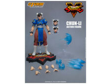 Storm Collectibles Street Fighter V Chun-Li 1:12 Scale Action Figure Usa Seller