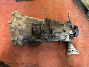 Bmw M3 E46 Manual 6 Speed Gearbox S54 Getrag