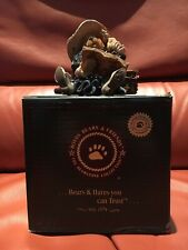 """Boyds Bears & Friends Bearstone Collection #228322Gcc """"Prissy"""""""