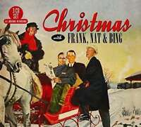 Various - Christmas With Frank  Nat And NEW CD