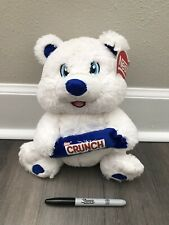 Sugarloaf Nestle Crunch Bear Plush Kellytoy New Rare