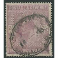 Great Britain - Edward VII - SG261 - 2s6d Shillings - 1911