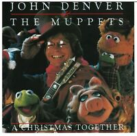 1998 John Denver The Muppets A Christmas Together CD