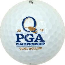 2017 PGA CHAMPIONSHIP (Quail Hollow) Logo GOLF BALL