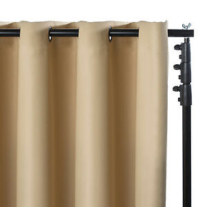 Premium Heavyweight Freestanding Room Divider Kits - For Rooms 7ft to 50ft Wide