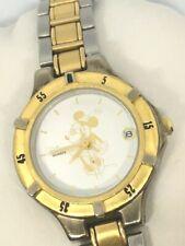 Disney Time Works Mickey Mouse / MINNIE MOUSE Ladies Quartz Watch