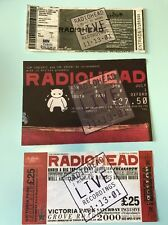 Radiohead Might Be Wrong Live Recordings Flyers Tickets