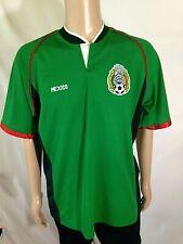 Mexico Soccer Futbol Genuine Vintage Circa 1995-1997 Green Jersey Shirt