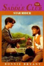 Star Rider (Saddle Club, Book 19)