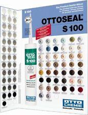 Ottoseal Otto Chemie S100 Silicon viele Farben Bad Silikon Fuge Sanitär NEU+OVP