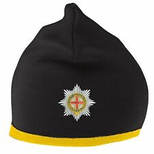 Coldstream Guards Beanie Hat with Embroidered Logo
