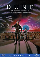 DUNE DVD - SINGLE DISC EDITION - NEW UNOPENED - KYLE MACLACHLAN