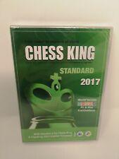 Schach König 2017 Standard PC Mac Trainer Training World Version