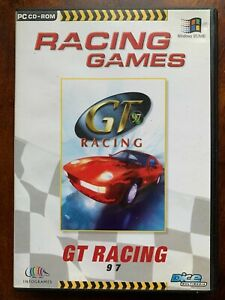 GT Racing 97 PC Game For Microsoft Windows