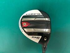 Cobra King F9 14.5* 3 Wood Atmos 7s Stiff Flex