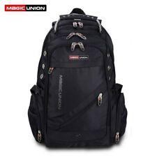 MAGIC UNION Men Travel Bag Swiss Backpack Rucksack Shoulder Sport Bags Laptop