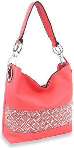 Hobo Purses and handbags for Women Satchel Handbag Women