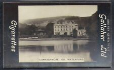 GALLAHER-IRISH VIEW SCENERY (LTD SCRIPT)-#137- CURRAGHMORE - WATERFORD