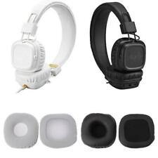 Leather Headphone Ear pads for MARSHALL MAJOR I II Earbud Earphone Foam Pad D