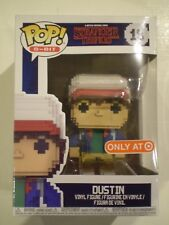 POP! 8-Bit Stranger Things *DUSTIN #18* TARGET Exclusive
