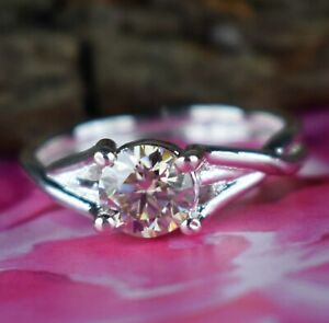 Champagne Diamond  1.98 Ct Solitaire Women's Ring Free Delivery
