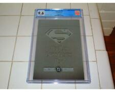 SUPERMAN #75 POLYBAGGED EDITION CGC 9.6 DEATH OF SUPERMAN DEATH OF DOOMSDAY