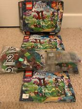 Lego Elves 41076 Farran and the Crystal Hollow Complete